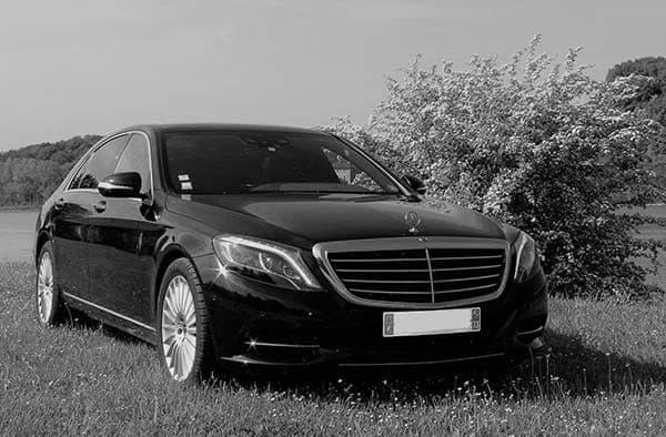 Mercedes Classe S haut-de-gamme pour vos déplacements à Lyon