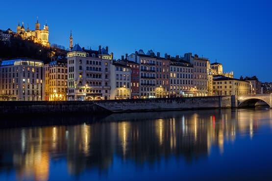 Circuits touristiques à Lyon
